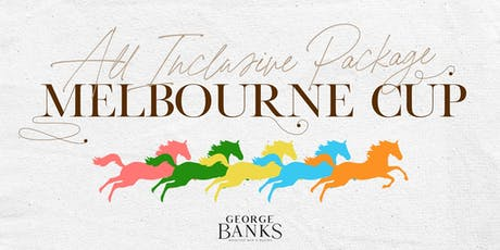 Melbourne Cup at George Banks tickets