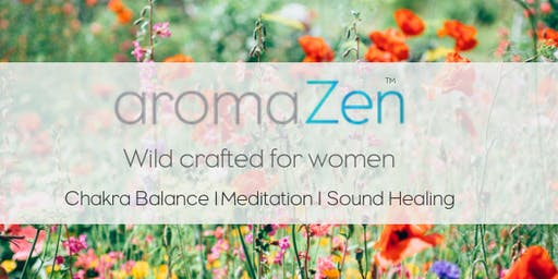 New Moon aromaZen With Tracy Halfpenny