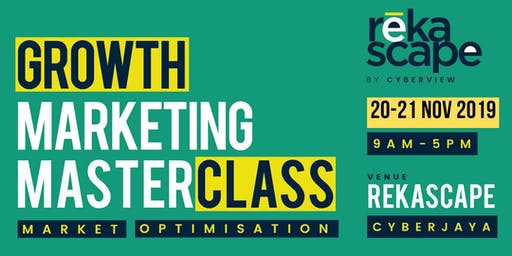Growth Marketing - Market Optimisation (powered by RekaScape)