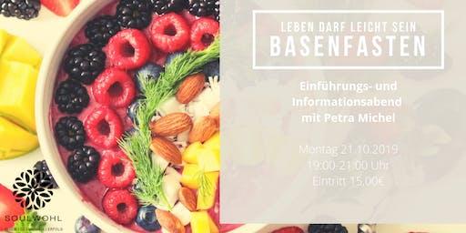Basenfasten - Einführungs- und Informationsabend