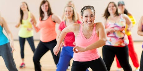Zumba Fitness, try for only $7! Every Wed @ 12:15pm tickets