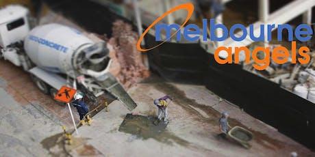 Melbourne Angels Masterclass #6 - Your Portfolio - Design, Construction & Management tickets