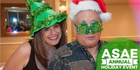 ASAE Annual Meeting & Holiday Party 2019 tickets