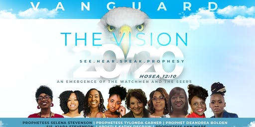 Vanguard The Vision 2020