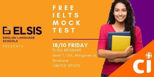 FREE IELTS MOCK TEST - CI and ELSIS ENGLISH