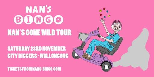 Nan's Bingo - Wollongong