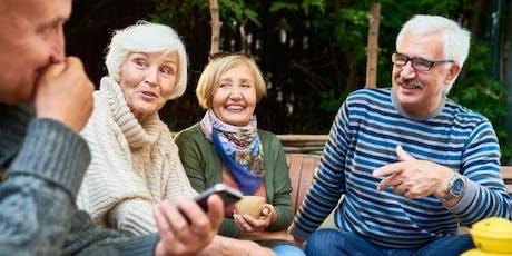 Seniors Morning Tea: Get Online Week 2019 tickets