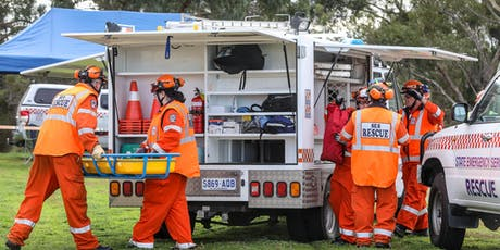 SES Volunteer Recruitment - South & West Adelaide tickets