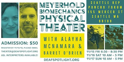 Meyerhold Biomechanics Workshop