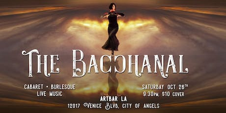 The Bacchanal: Something Wicked tickets
