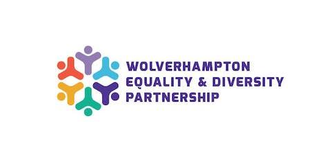 Wolverhampton Equality & Diversity Partnership (WEDP) Meeting tickets