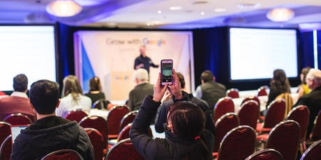 Free digital journalism training workshop - Grow with Google, Melbourne tickets