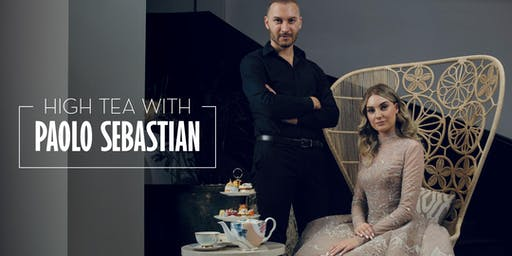 High Tea with Paolo Sebastian at Mayfair Hotel