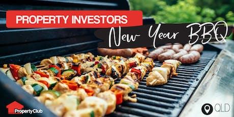 QLD   Property Club   Property Investors New Year BBQ tickets
