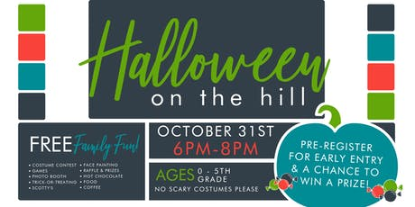 Halloween On The Hill tickets