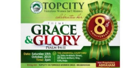 TOPCITY VICTORIOUS WOMEN 8TH ANNIVERSARY tickets