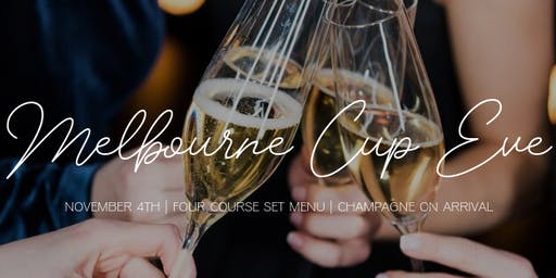 Melbourne Cup Eve Dinner