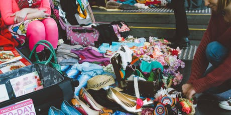 Suitcase Rummage MELBOURNE (Northcote Town Hall) tickets