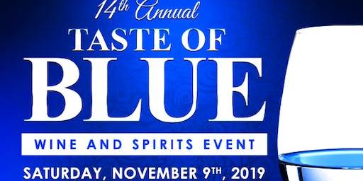 Taste of Blue Wine & Spirit Tasting and Silent Auction
