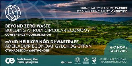 Beyond Zero Waste - Building a Truly Circular Economy tickets