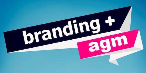 Branding + AGM