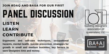 BDAQ Work Safely Panel Discussion tickets