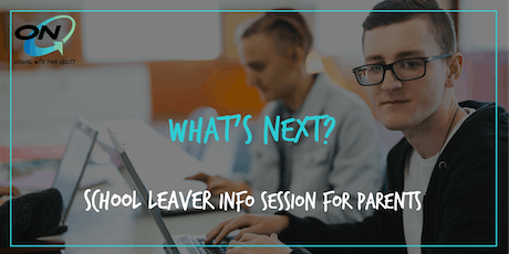 What's Next? Ipswich NDIS School Leaver Employment Info Session tickets