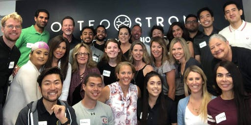 OsteoStrong Pasadena Open House