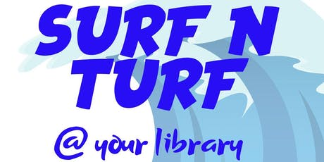 Surf 'n' Turf @Ulladulla Library tickets