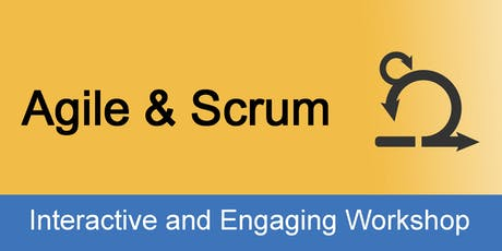 Agile & Scrum (Interactive and Engaging Workshop) - Singapore tickets