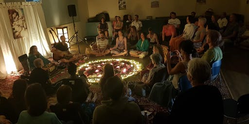 Full Moon Meditation Circle