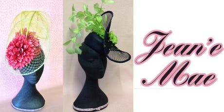 #imadeitmyself -  spring millinery with Jean'e Mae tickets