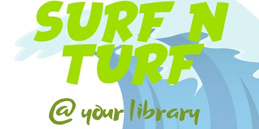 Surf 'n' Turf @ Sanctuary Point Library