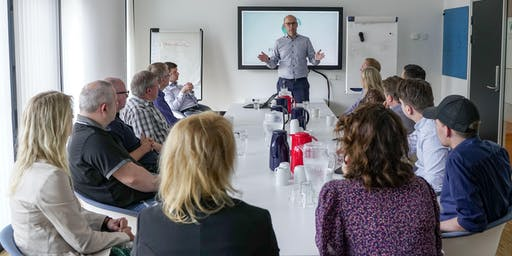 PowerBI workshop with Konsolidator and PwC 26th of november in Aarhus