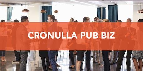 Cronulla Pub Biz  tickets