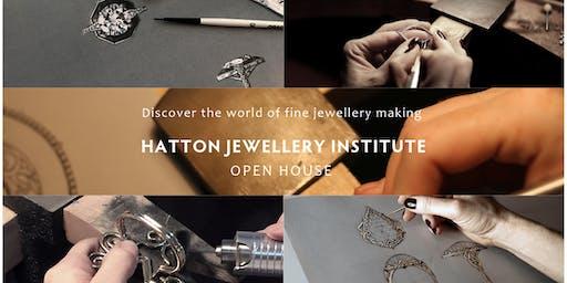 Open House: The Art of Fine Jewellery Making