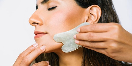 Get a Glowing Complexion with Gua Sha, learn how tickets