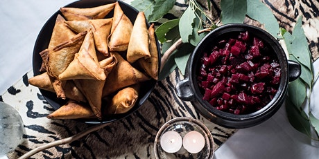 Flavours of Auburn Cooking Class: VEGAN Ethiopian Cuisine, Saturday 21 March  tickets