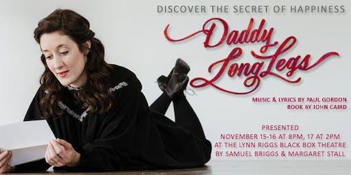 Daddy Long Legs - Tulsa