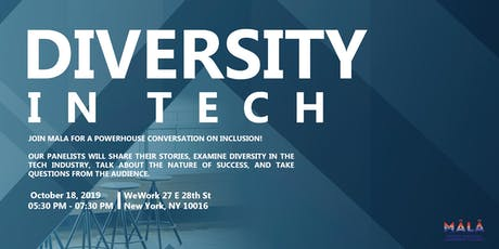 Diversity In Tech tickets