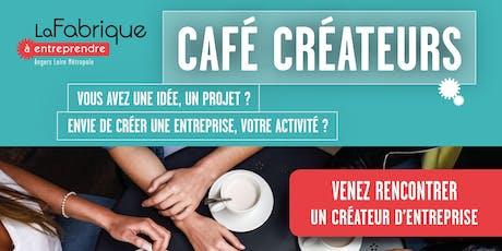 Café créateur - La Fabrique à Entreprendre billets