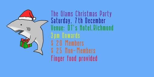 The Glams Christmas Party 2019
