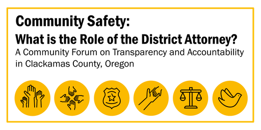 Community Safety: What is the Role of the District Attorney?