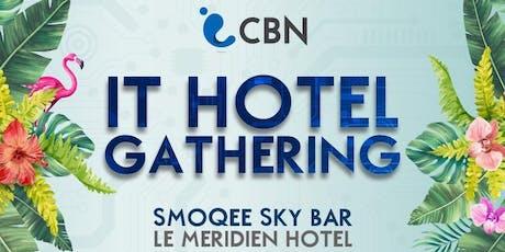 CBN IT Hotel Gathering 2019 tickets