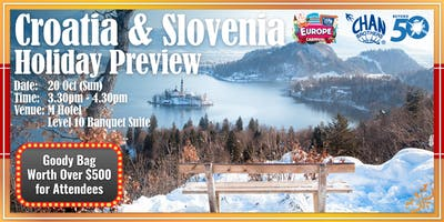 Croatia & Slovenia Holiday Preview