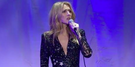Celine Dion Concert tickets