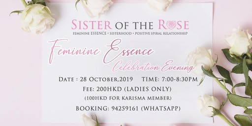 Feminine Essence Celebration Evening