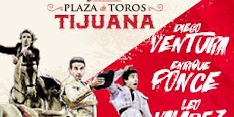 Tijuana Bullfight Admission Tickets- November 17, 2019 tickets