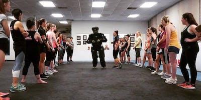 Advanced Self Defence Seminar for Women