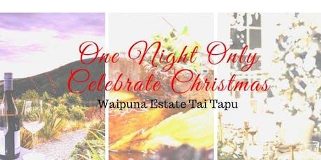 Christmas  Dining at Waipuna tickets